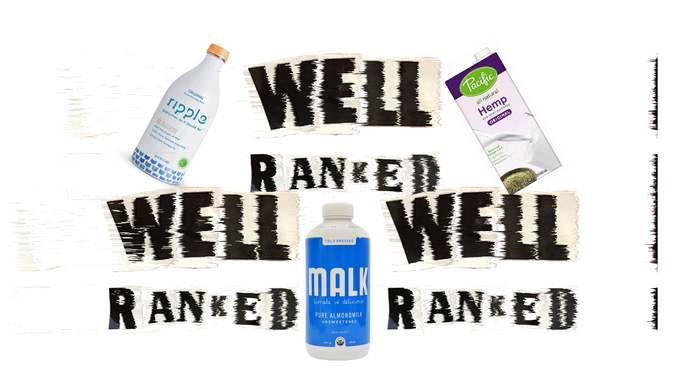 Well-Ranked: Plant Milk