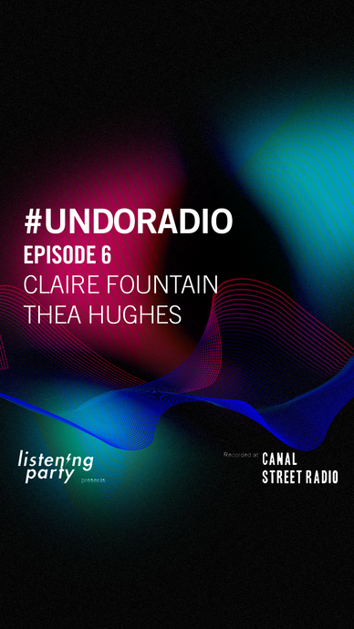 UNDO RADIO: Ep 6 – Creating Your Why and Building Your Community at Session with Thea Hughes