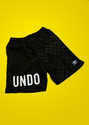 UNDO : Umbro Checkerboard Shorts