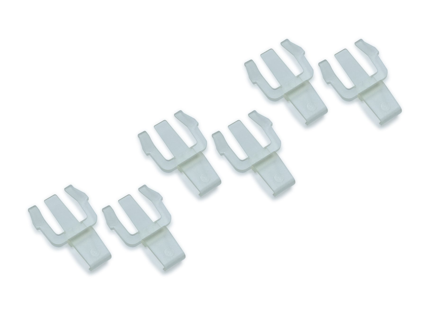 Hard Hat Clips (3 Pair Pack)