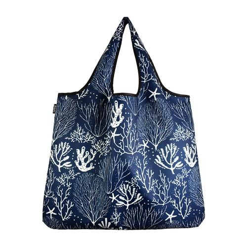 YaY Bag Jumbo Coral Reef Reusable Bag
