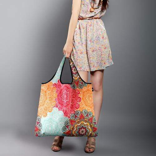 YaY Bag Jumbo Boho Reusable Bag