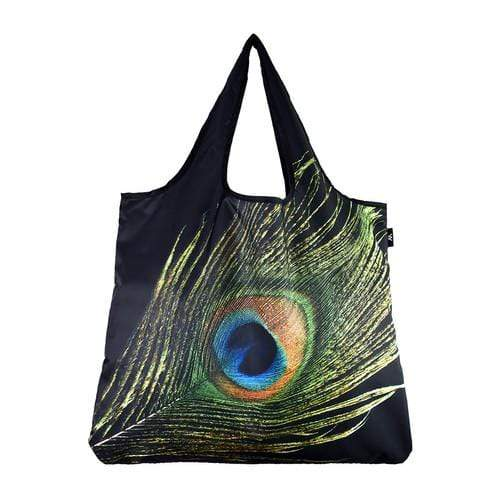 YaY Bag Jumbo Peacock Reusable Bag