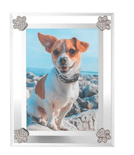 "Load image into Gallery viewer, OLIVIA RIEGEL PAW PRINT 5"" x 7"" FRAME"