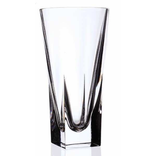 RCR FUSION CRYSTAL VASE LARGE - Crystal Shot Glass