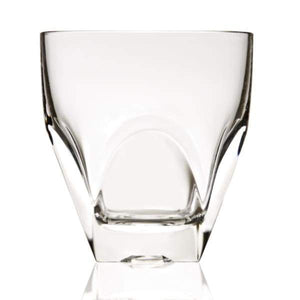RCR-DIAMONTE COLLECTION DOUBLE OLD FASHION GLASS -Set of 6 - Old Fashioned Glass