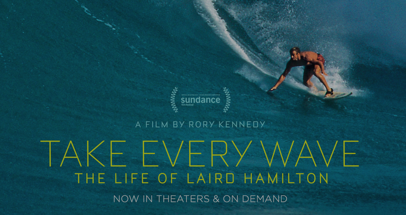 Take Every Wave - Documentary by Rory Kennedy