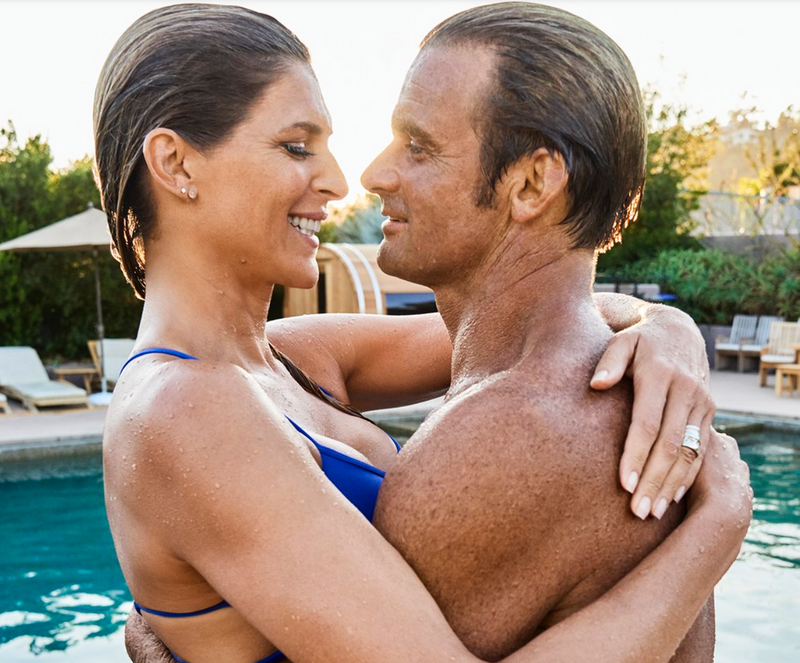 People Magazine - Laird Hamilton and Gabby Reece