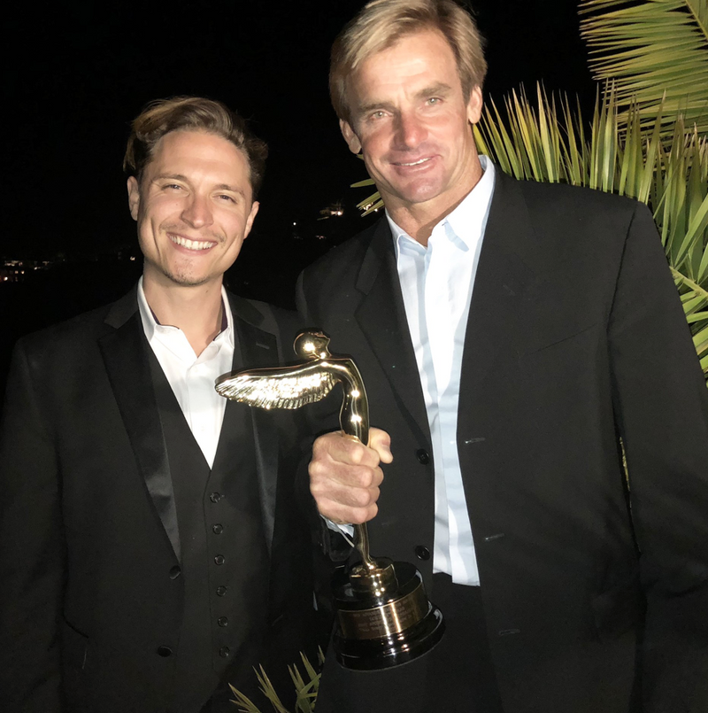 2018 Lumiere Creative Arts Awards - Laird Hamilton