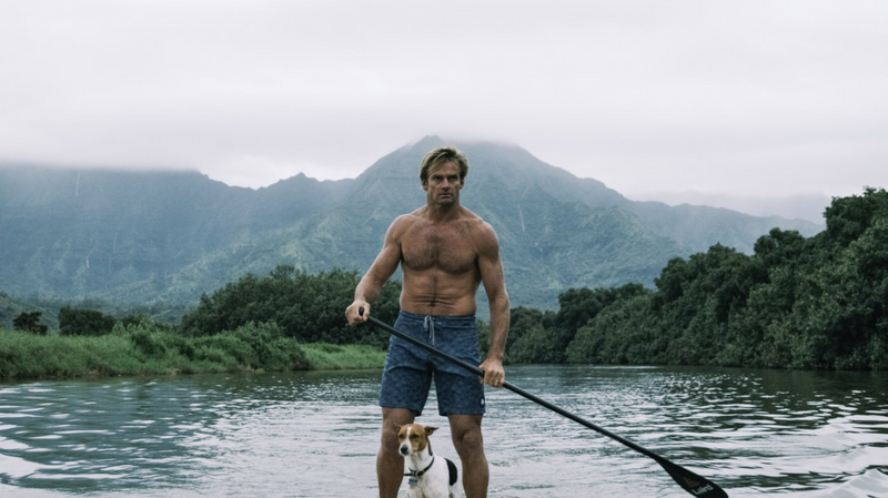 GQ Magazine - Laird Hamilton - Side Gigs