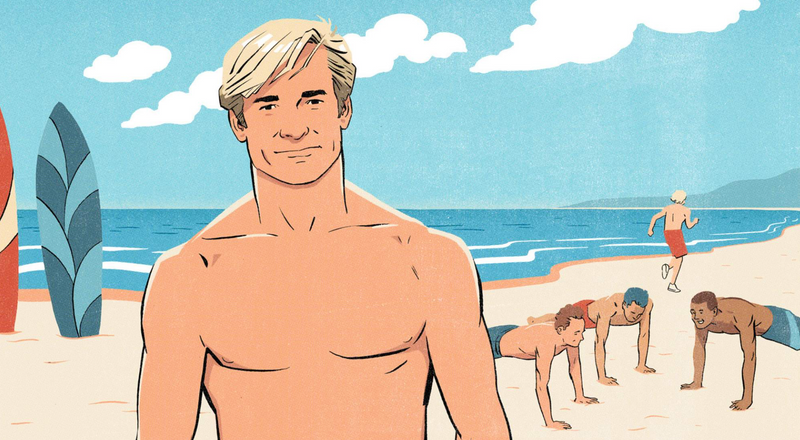 What It Takes To Be As Fit As Laird Hamilton