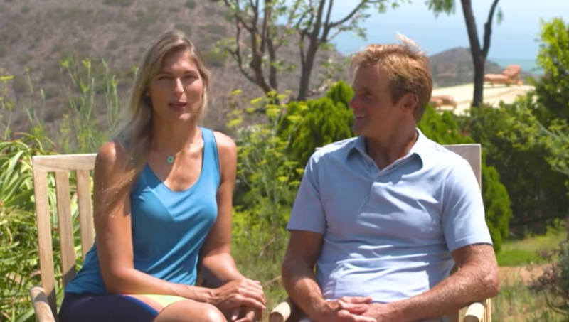 Gabrielle Reece and Laird Hamilton - Talk about how they fell in love.