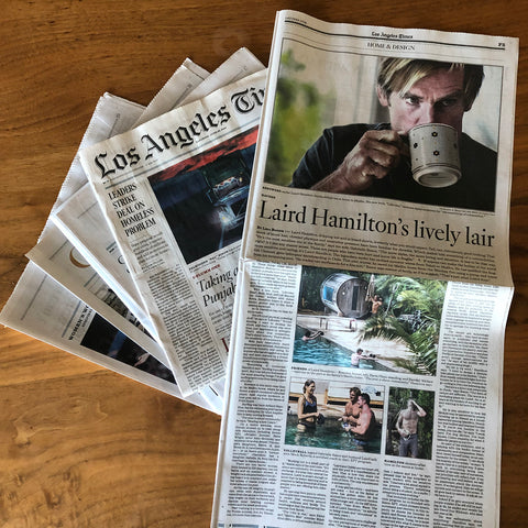 Laird Hamilton Los Angeles Times