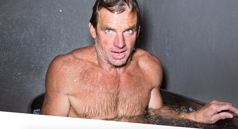 Wim Hof, Laird Hamilton, Breathing, Controlled breathing with Laird Hamilton