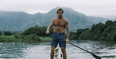 laird hamilton, laird superfoods, GQ Magazine - Laird Hamilton, Coffee and Fats,