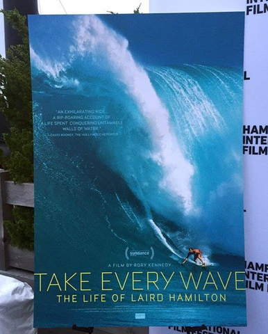 Take Every Wave, Take Every Wave poster,