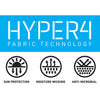 Hyper 4 Fabric Technology