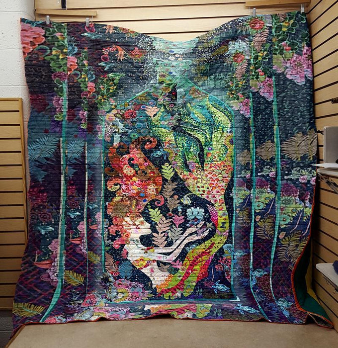 Mermaid- Premium Blanket (NQC89)