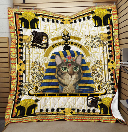 The Cat King - Premium Blanket