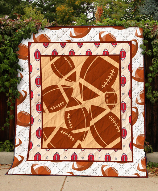Football is my life - Premium Blanket