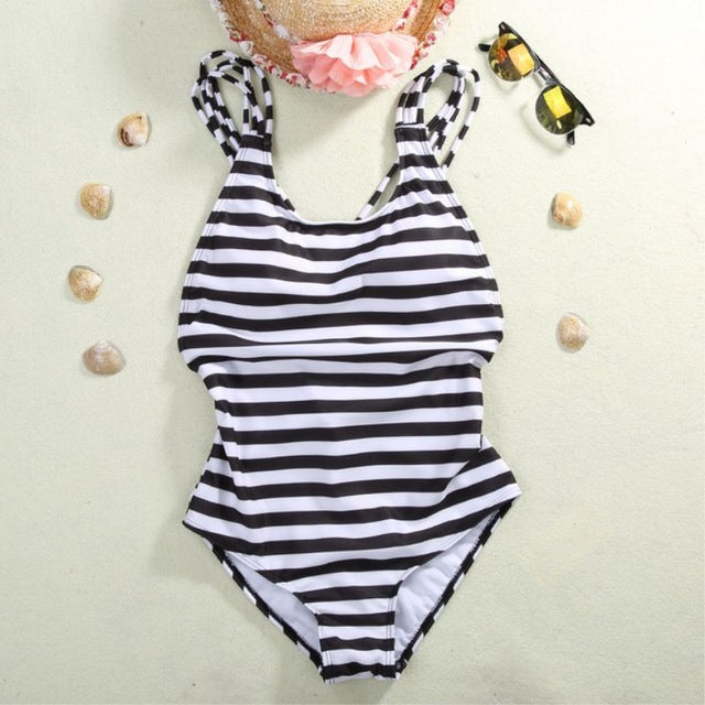 ITFABS One Piece Swimsuit - Beach Body Wear (Bikinis, Swimwear and Swimsuits)