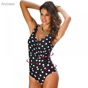 Avidlove SVK032235 One Piece Swimsuit - Beach Body Wear (Bikinis, Swimwear and Swimsuits)
