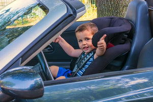 Long Car Drive and Toddler Car Sickness -- Here's How to Deal with..