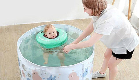 water therapy infant float ring