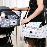 2 in 1 Baby Stroller Carry Bag - Stylish, trendy, multi functional - 14:771#BX0001 - gear| Little Sunshine Baby Shop