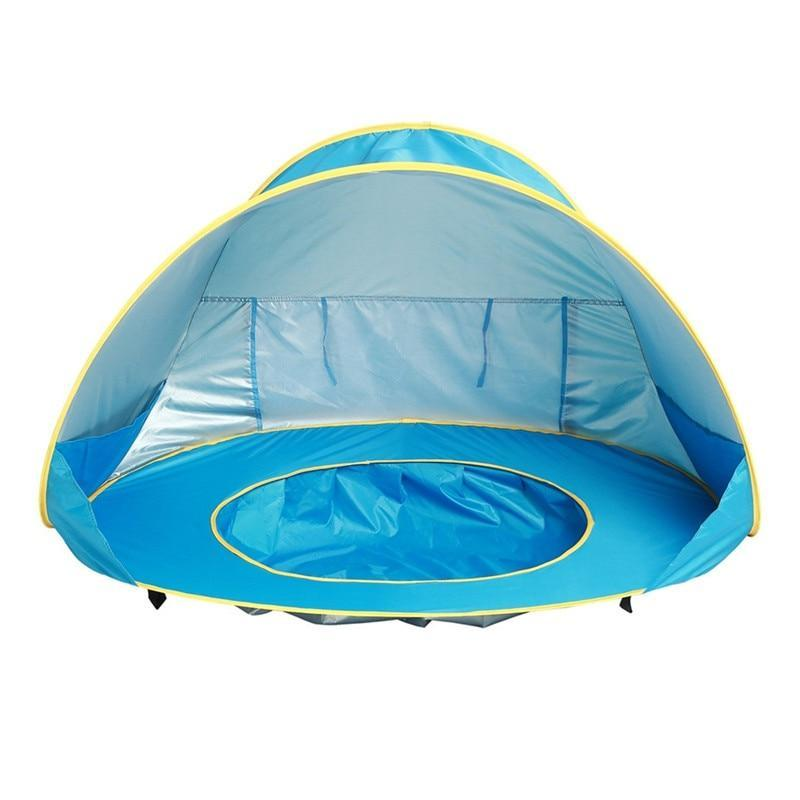 Baby Beach Tent - Outdoor Playpen with Pool - 14:173 - toys| Little Sunshine Baby Shop