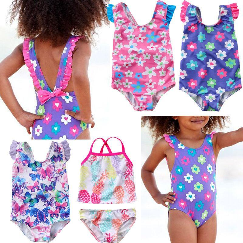 Baby Girls Cute One Piece Swimsuits Little Sunshine Baby Shop 200000332