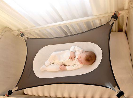 Baby Sleeping Hammock Crib - Natural & Comfortable Little Sunshine Limited 100003029