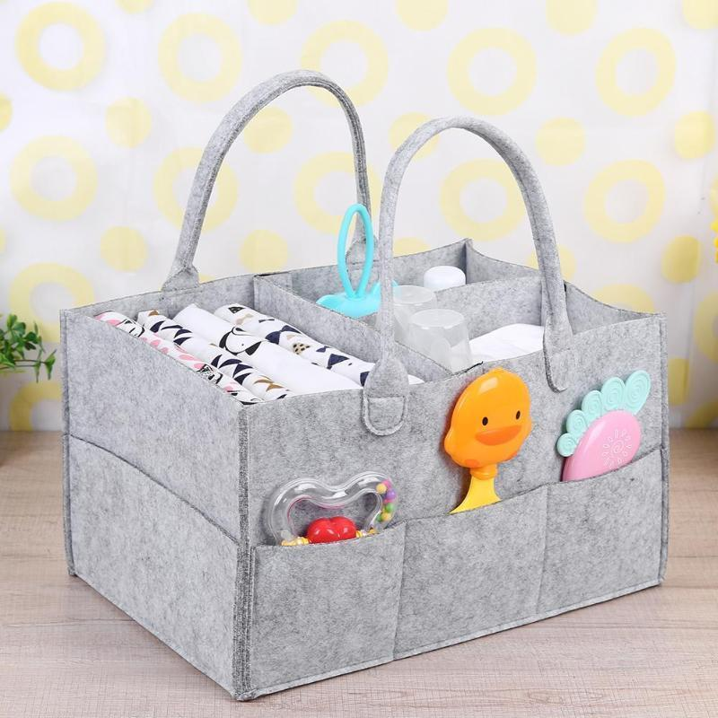 Foldable Portable Baby Diaper Caddy Stroller Organiser - 20494196 - gear| Little Sunshine Baby Shop