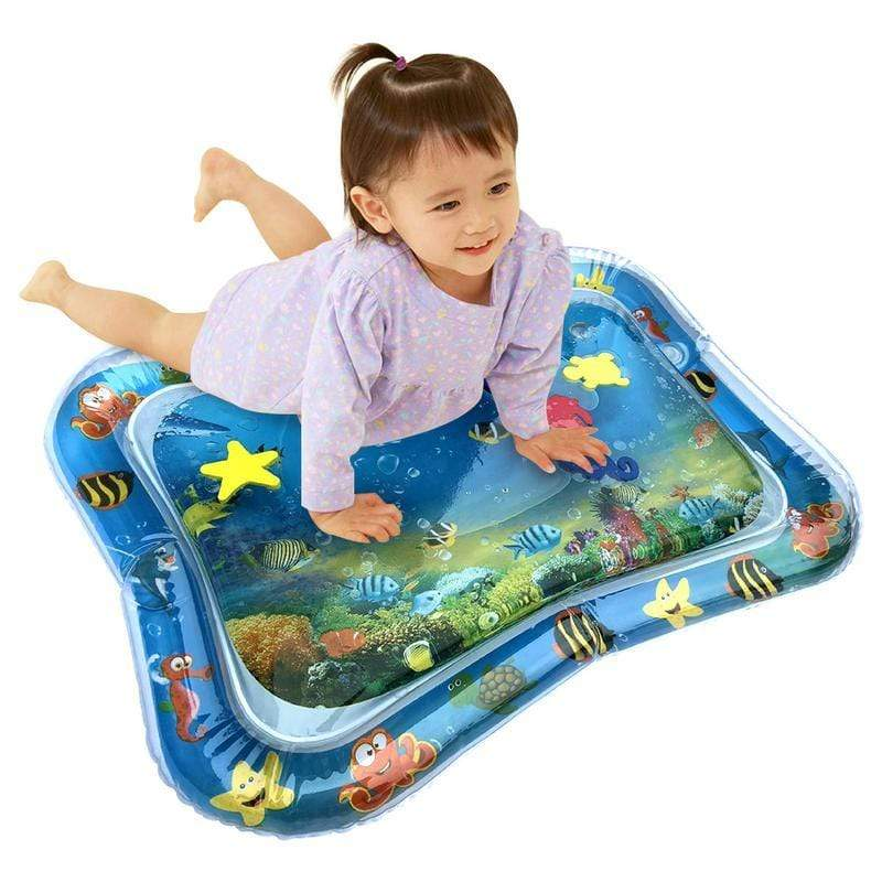Inflatable Baby Water Play Mat - 14:10#A - Play Mats| Little Sunshine Baby Shop