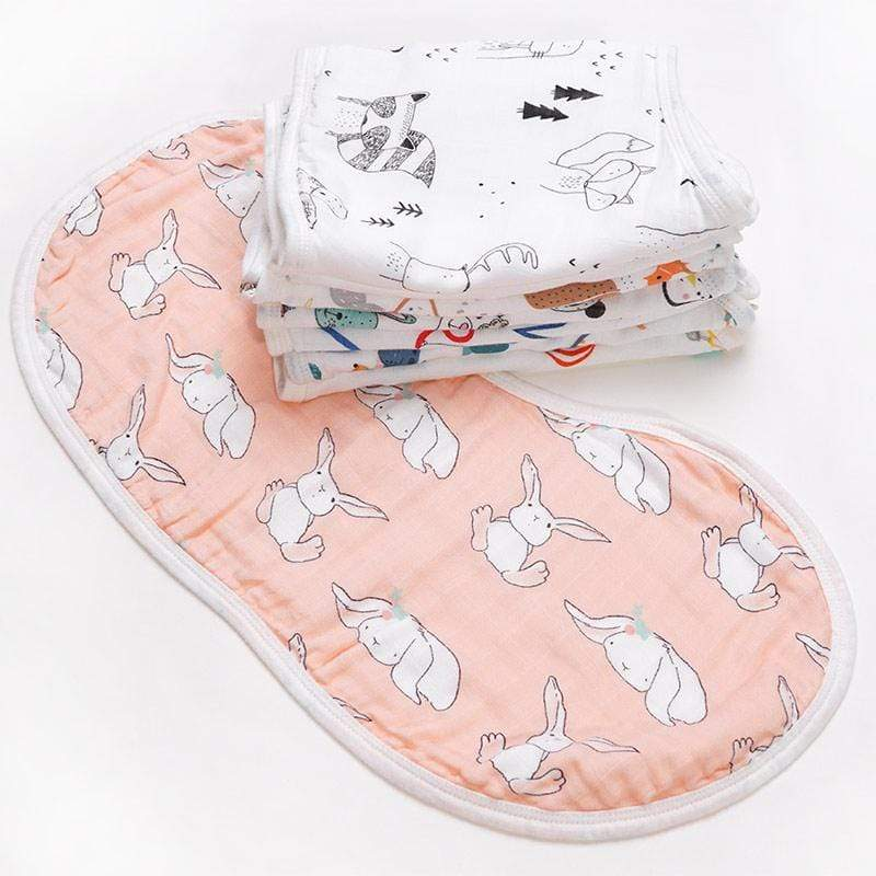 Muslin Bib Baby Burp Cloths Little Sunshine Baby Shop 100005721