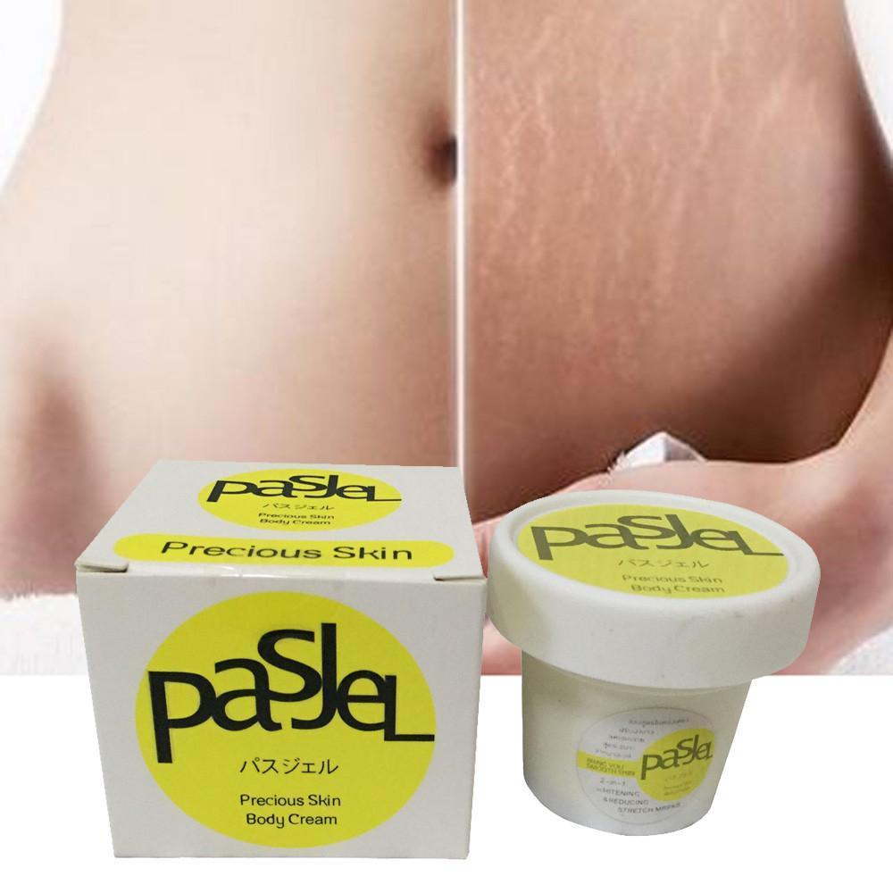 Pasjel - 2 in 1 Stretch Mark & Skin Whitening Natural Treatment Cream Little Sunshine Limited