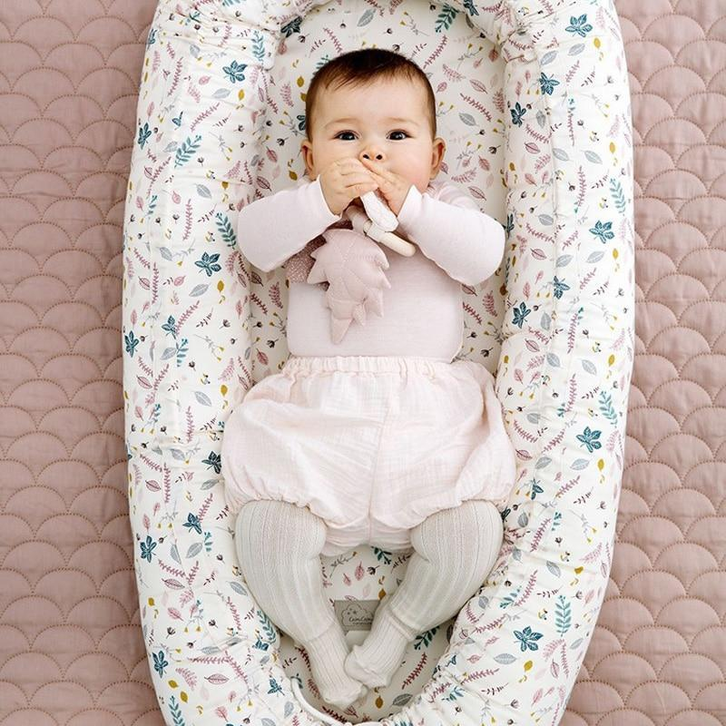 Portable Baby Nest Crib With Bonus Carry Pack Little Sunshine Limited