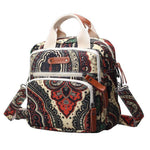 Trendy Small Diaper Maternity Bag - Assorted Designs Little Sunshine Limited Abstract 1
