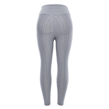 Load image into Gallery viewer, Textured Weight Loss & Anti Cellulite Push Up Fitness Legging