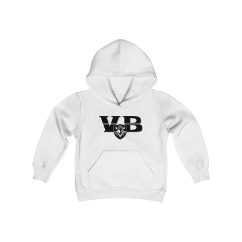 Virginia Beach Destroyers Youth Heavy Blend Hooded Sweatshirt