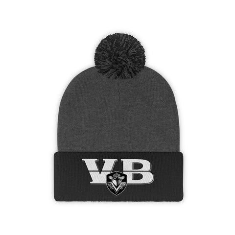 Virginia Beach Destroyers Specialty Pom Pom Beanie