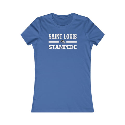 Saint Louis Stampede Women's Favorite Tee