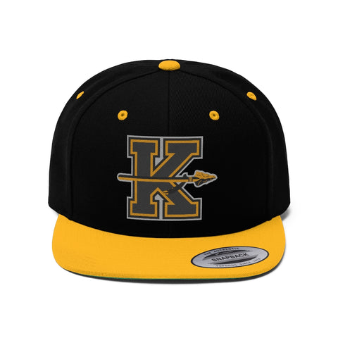Kansas City Kapitals Unisex Flat Bill Hat