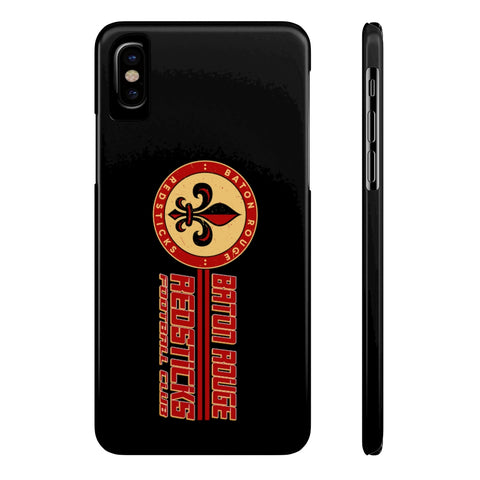 Baton Rouge Redsticks Case Mate Slim Phone Cases