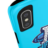 Indiana Blue Bombers Case Mate Slim Phone Cases