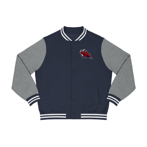 Houston Bighorns Men's Varsity Jacket