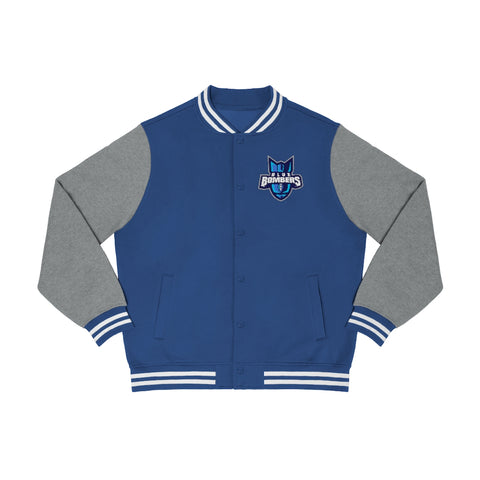 Indiana Blue Bombers Men's Varsity Jacket