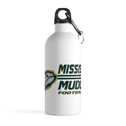 Mississippi Mudcats Stainless Steel Water Bottle