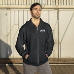 Pittsburgh Pioneers Unisex Zip Up Hoodie