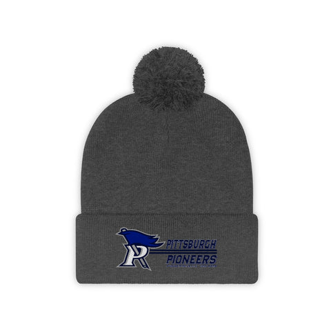 Pittsburgh Pioneers Secondary Pom Pom Beanie